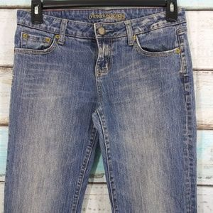 American Eagle Hipster Boot Cut Jeans